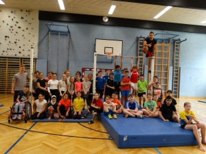 Freerunning - Workshop